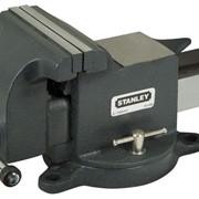 "Тиски 125мм ""MAXSTEEL"" для больших нагрузок поворотные STANLEY 1-83-067 фото"