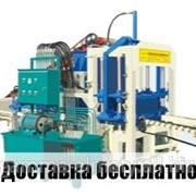 Оборудование для производства шлакоблоков QTJ4-15 фото