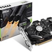 Видеокарта MSI GeForce GTX 1060 3GT OC (GTX10603GTOC) фото