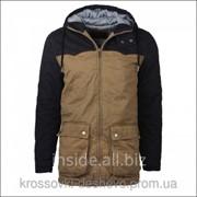 Куртка Glo-STORY MFY-6654 сине-бежевая L фото
