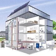 Проектирование инженерных систем зданий и сооружений фото