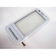 Тачскрин (сенсорное стекло) для Nokia C6-00 silver фото