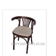 Кресло деревянное Марио мягкое фото
