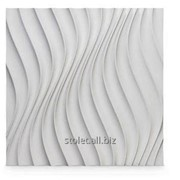 Гипсовая 3D панель для стен ( 011 ) 500 Х 500 Х 30 фото