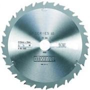 Диск пильный DeWALT DT4221-QZ фото