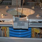 Плавильная печь индукционная ИСТ, ТПЧ 320 фото