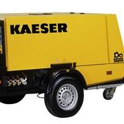 Компрессор передвижной дизельный Kaeser 10 бар фото
