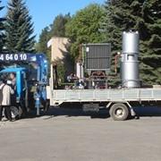 Установки нефтеперерабатывающие малогабаритные РУС фото