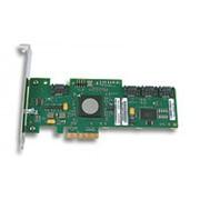 EH417AA Контроллер SAS HP [LSI Logic] SAS3041E-HP LSISAS1064E Int-4хSATA 4xSAS/SATA RAID10E U300 LP PCI-E4x фото