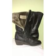Зимняя женская обувь секонд-хенд - Сапоги, ботинки, угги, унты,пр. фото