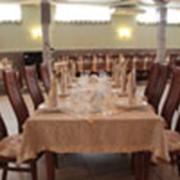 Услуги ресторана. фото