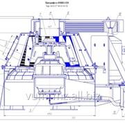 Центрифуга фильтрующая вертикальная шнековая ФВШ 1320 фото