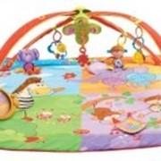 Коврик 5в1 Цветное сафариGymini® Move & Play фото