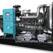 Дизельный генератор 35 кВА с двигателем RICARDO в открытом исполнении с АВР ETT-35E фото