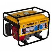 Бензиновый генератор STEM Techno SPG 5000 фото