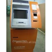 Брендирование банковского оборудования. фото