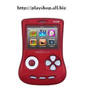 Игровая приставка EXEQ FreeStyle красный(поддежка игр8 16 32бит) Бонус 350 игр фото