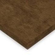 Фасад МДФ глянцевый терра коричневый 653 AGT фото