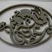 Изделия из волокнистого цемента фото