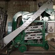 Зерноочистительная машина ОВС-25 фото