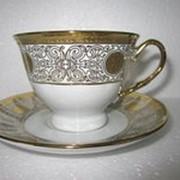 "Набор чайный ""Медальон"" 12 пр. 12/YX0116B/8 фото"