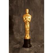 Статуэтка Оскар высота 29 см фото