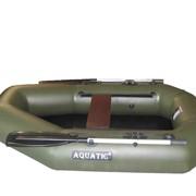 """Продаю!Надувная ПВХ лодка""""AQUATIC""""А-210С фото"""