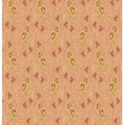 Напольное покрытие Туран 2627А, светло-бежевый с цветками 4 м фото