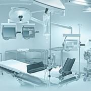Оснащение операционного отделения фото
