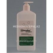 Кожный антисептик Алмадез-экспресс, 1 л, с дозатором . фото