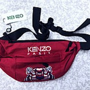 Поясная сумка Kenzo Красная фото