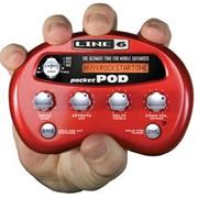 Гитарный процессор LINE6 Pocket POD фото
