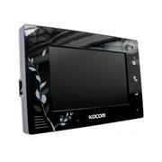 Видеодомофон Kocom KCV-A374LE black фото