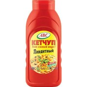 """Кетчуп """"Пикантный"""", пластиковая бутылка 500г, 900г фото"""