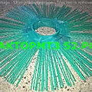 Диск щеточный беспроставочный (ПП 120х550мм) Зигзаг фото