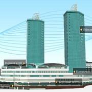 Торгово-общественные и бизнес-центры фото