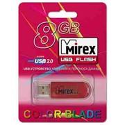 Флеш-накопители, USB Flash Mirex ELF RED 8GB (ecopack) фото