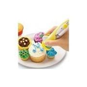 Электрошприц для украшения тортов frosting deco pen фото