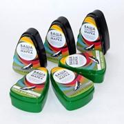 Губки для обуви Утюжок бесцветная , черная фото