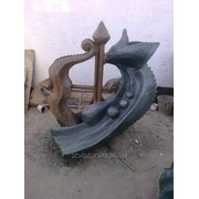 Скульптура из бетона на заказ фото