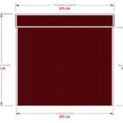 Barnas 3x3 м (3,00х2,97х1,84м) (Барнас 3х3) фото