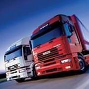 Транспортная компания в Европе фото