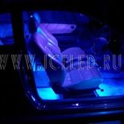 "Тюнинг Светодиодная подсветка салона,багажника ""ICELED TRON"" фото"