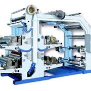 Флексопечатная машина УТ-21000 фото
