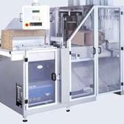 Машина для групповой упаковки oli 210 и olibag 210, оборудование для групповой упаковки фото