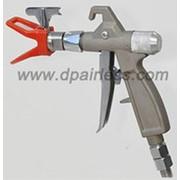 Пистолет для окрасочных аппаратов высокого давления DP-6377 (500 Bar, для шпаклевок и высоковязких составов) фото