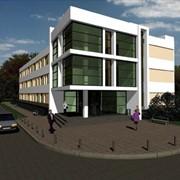 Архитектурное и инженерное проектирование административных зданий фото