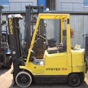 Аренда вилочного погрузчика Hyster S50XM фото