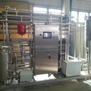 Установка пастеризационно-охладительная (комб.) ПОУ-5.0 (до 5 000 л/ч) фото