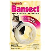 Ошейник от блох для кошек Sergeants Bansect, 35 см фото